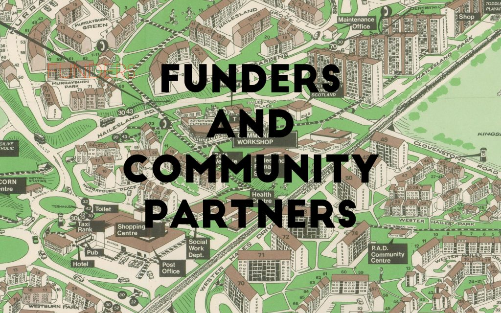 Funders and Community Partners